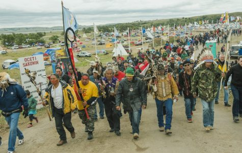 Dakota Access Pipeline Sparks Protest