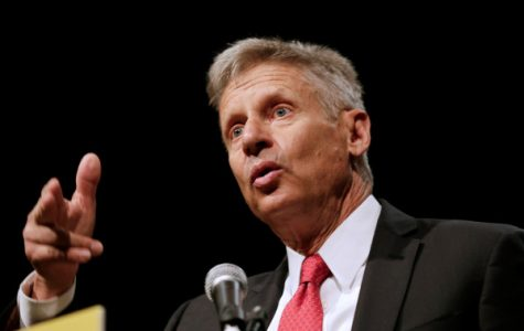 The Rise and Fall of Gary Johnson