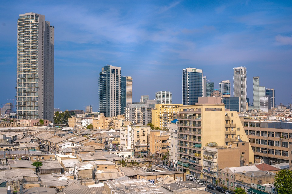 Courtesy of Nemo Tel Aviv. Israel, has a concentrated population of African Refugees.