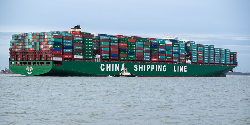Courtesy+of+Keith+Skipper.%0A%0AShipping+freights+such+as+these+are+the+main+form+of+transportation+for+transfering+exports+and+imports+between+the+U.S+and+China.+