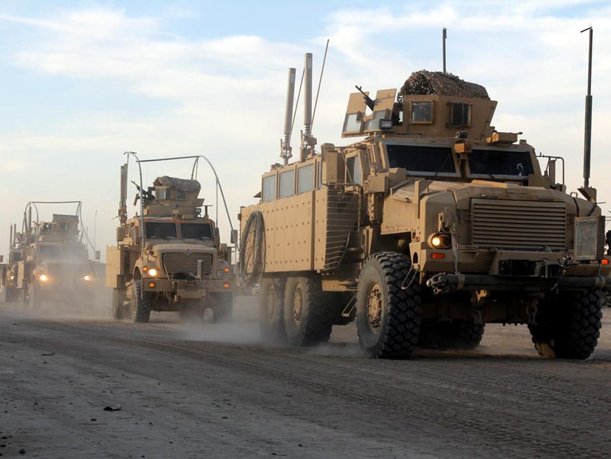%3Cp%3EA+U.S.+convoy+departs+from+Contingency+Operating+Station+Kalsu%2C+a+U.S.+base+about+60+miles+south+of+Baghdad.+For+many+U.S.+troops%2C+it+is+the+last+stop+in+Iraq+on+the+way+out+of+the+country.+%3C%2Fp%3E