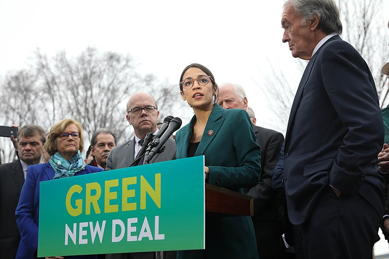 The+Democrats+have+already+gone+through+many+ups+and+downs+while+trying+to+gain+support+for+their+bill%2C+known+as+the+Green+New+Deal.