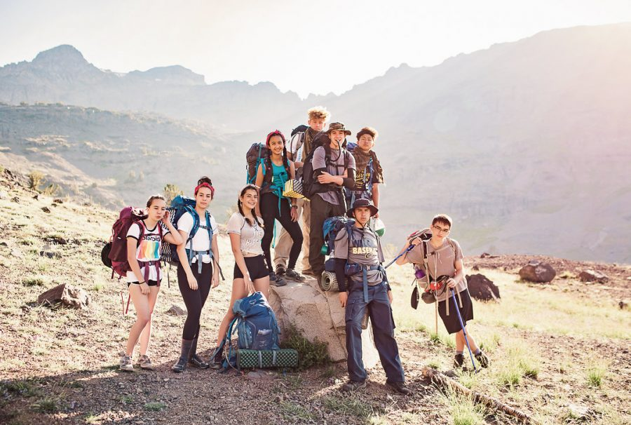 The+MBR+Program+hiked+by+Blue+Canyon+Lake%2C+among+other+places+during+their+summer+program.