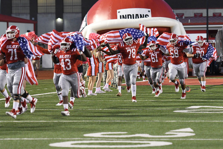 All American is a Netflix show following an American high school experience and the world of high school football.  Courtesy of Kemberly Groue.