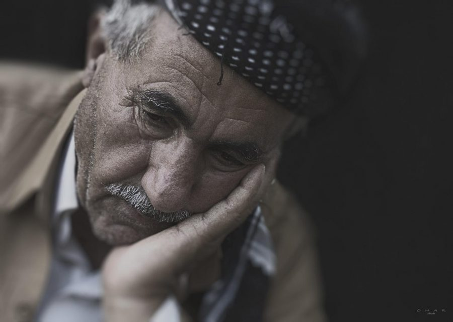 PHOTO COURTESY OF PEXELS. While young people have the tools to cope with quarantine, solitude can wreak havoc on seniors' mental health.
