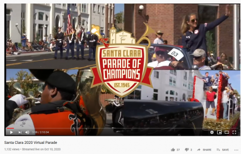 Virtual Parade, Real Community Spirit
