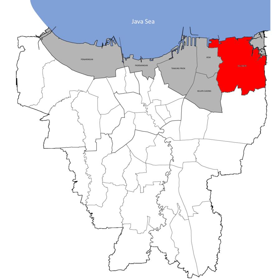 The Sinking of Jakarta