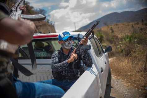 Many of the weapons that cartels use in Central and South America have been obtained from the U.S.