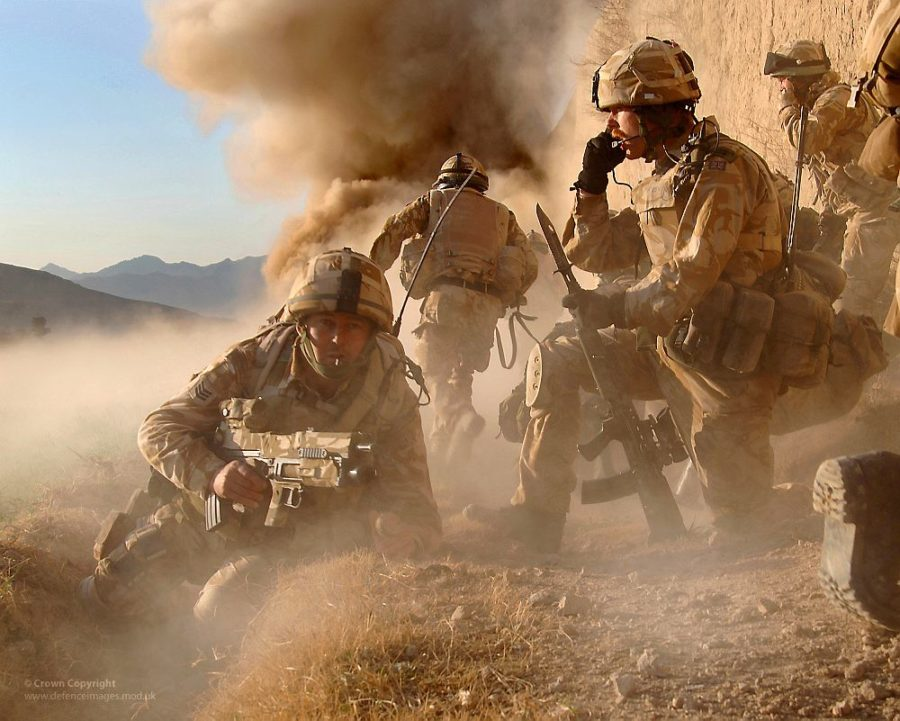 The U.S has had a tumultuous history with Afghanistan that is continuing to play out under the Biden Administration.